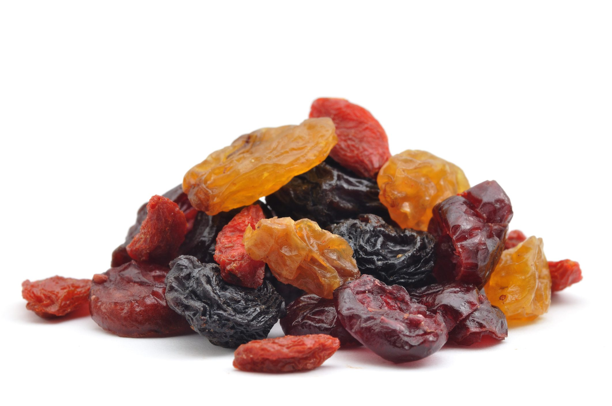 A variety of dried fruit can be made using oven drying or a dehydrator.
