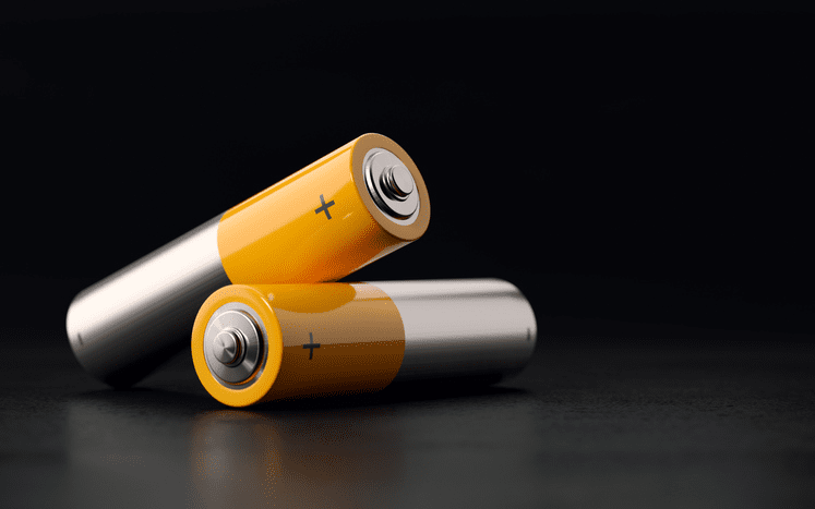 Most of the world's cadmium is found in Ni-Cd batteries.