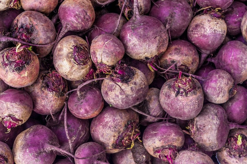 The taste of beetroots and the smell of rain have the geosmin molecule in common.