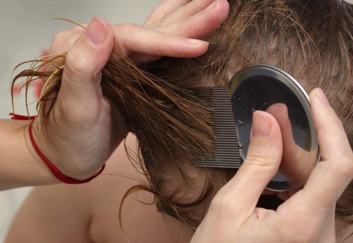 Lice treatments containing lindane were banned for use after 2015