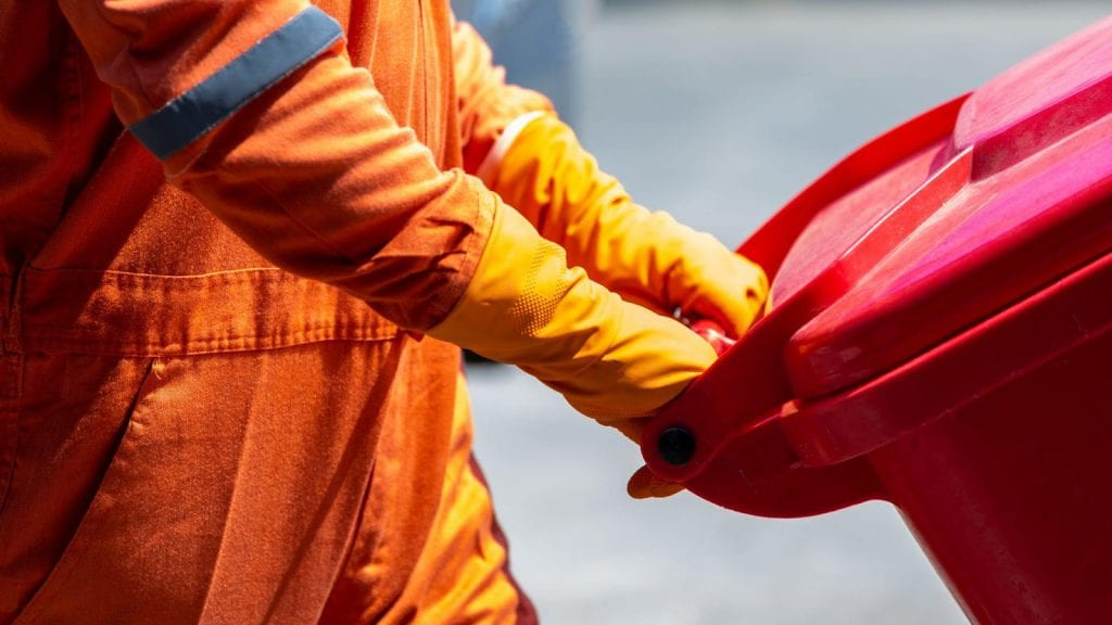 This course will detail best practice when it comes to disposing of hazardous chemical waste.
