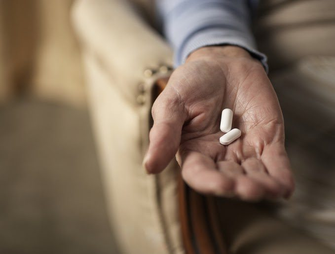 Ibuprofen is a common over-the-counter, fast acting pain relief medication