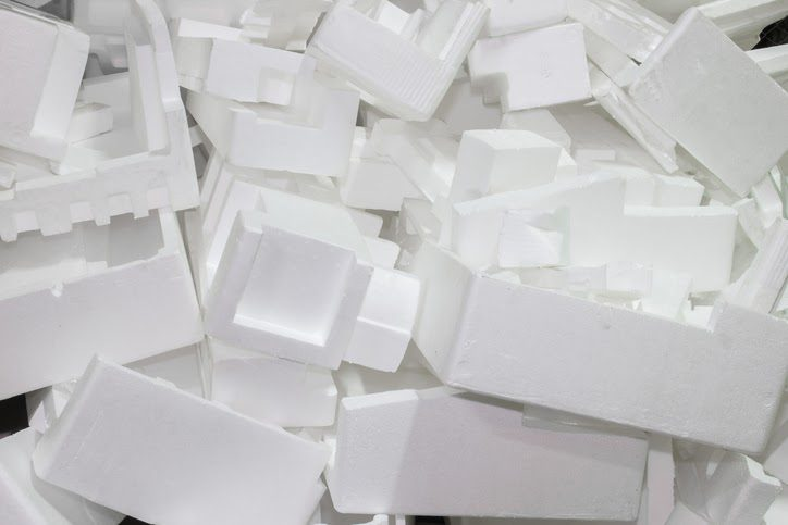 Over half of the world's benzene is turned into a precursor for styrene products